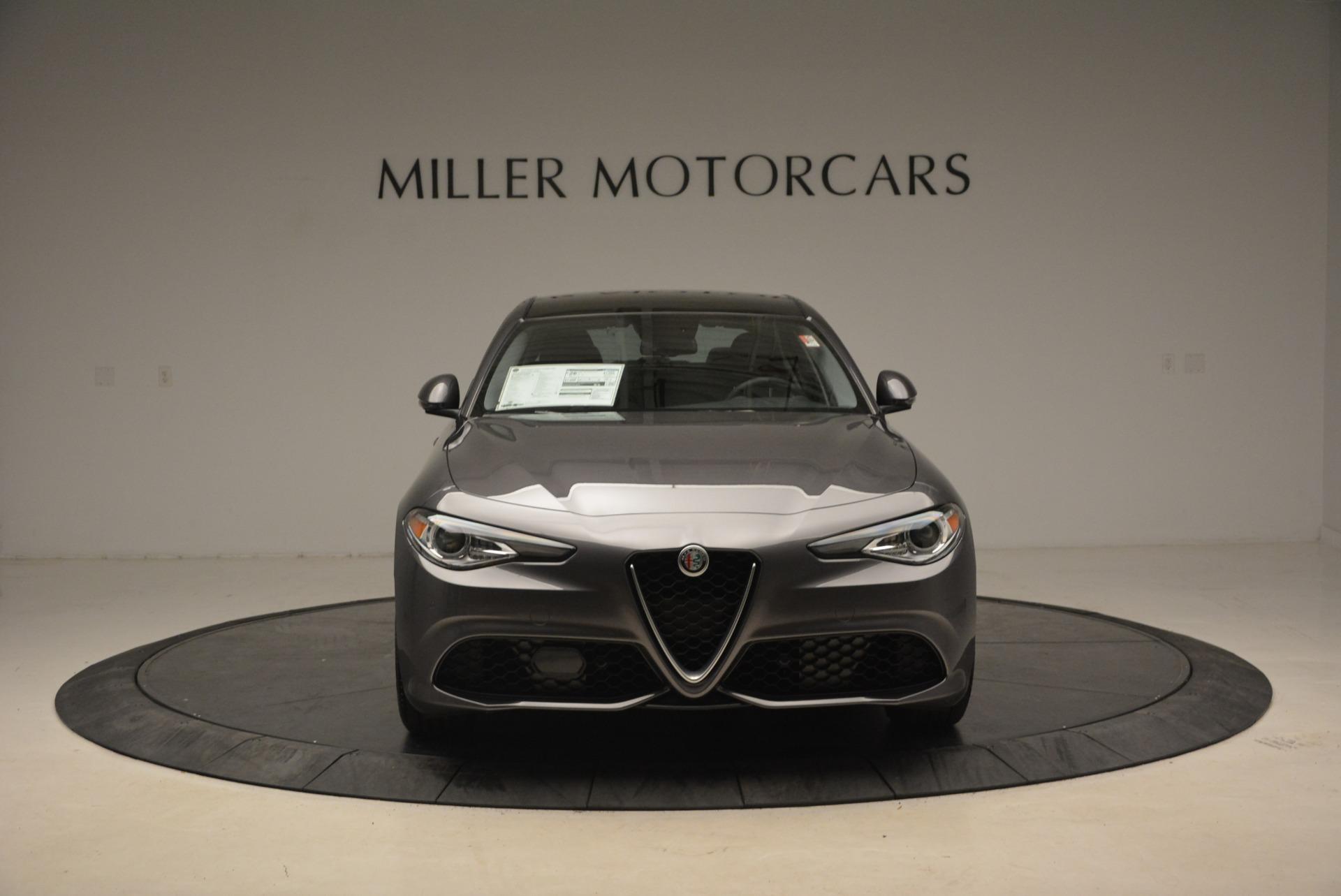 New 2019 Alfa Romeo Giulia Ti Sport Q4 For Sale In Greenwich, CT 2838_p12