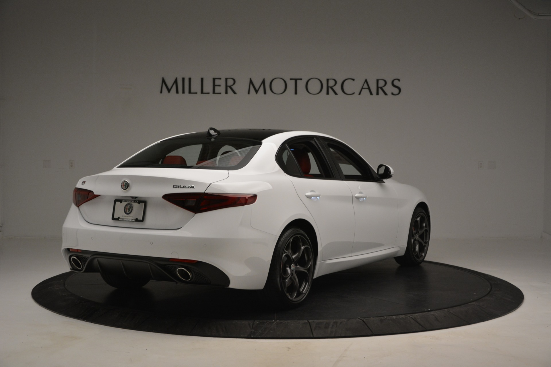 New 2019 Alfa Romeo Giulia Ti Sport Q4 For Sale In Greenwich, CT 2839_p7