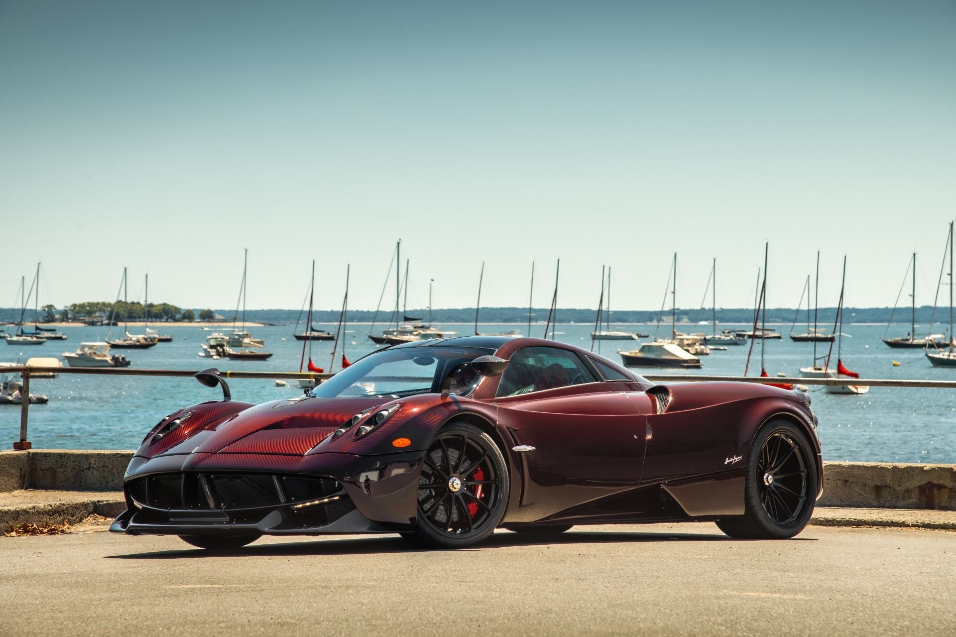 Used 2014 Pagani Huayra Tempesta For Sale In Greenwich, CT