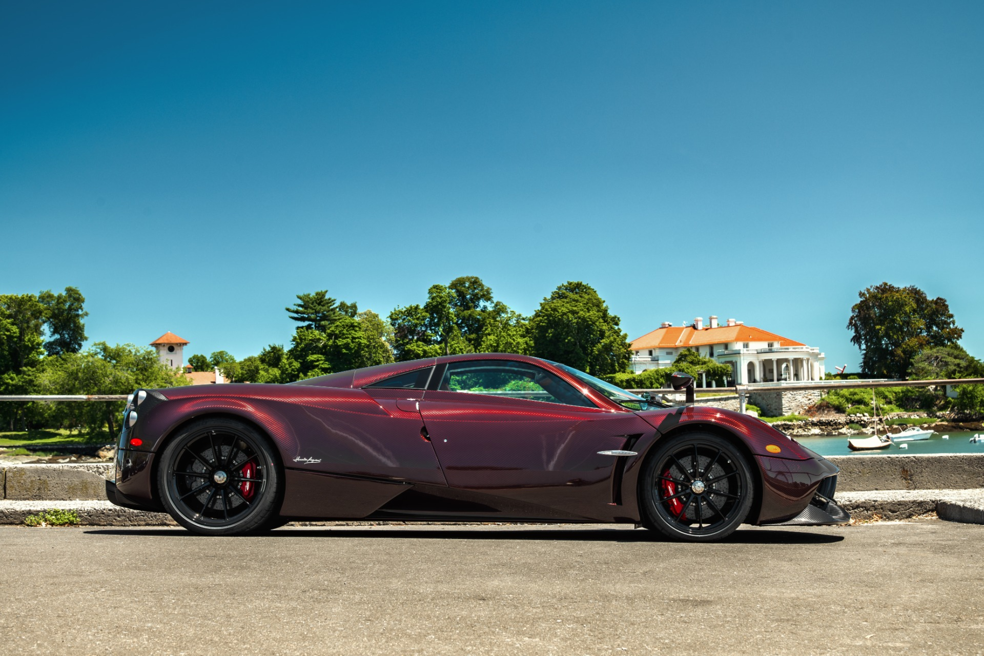 Used 2014 Pagani Huayra Tempesta For Sale In Greenwich, CT 2841_p3