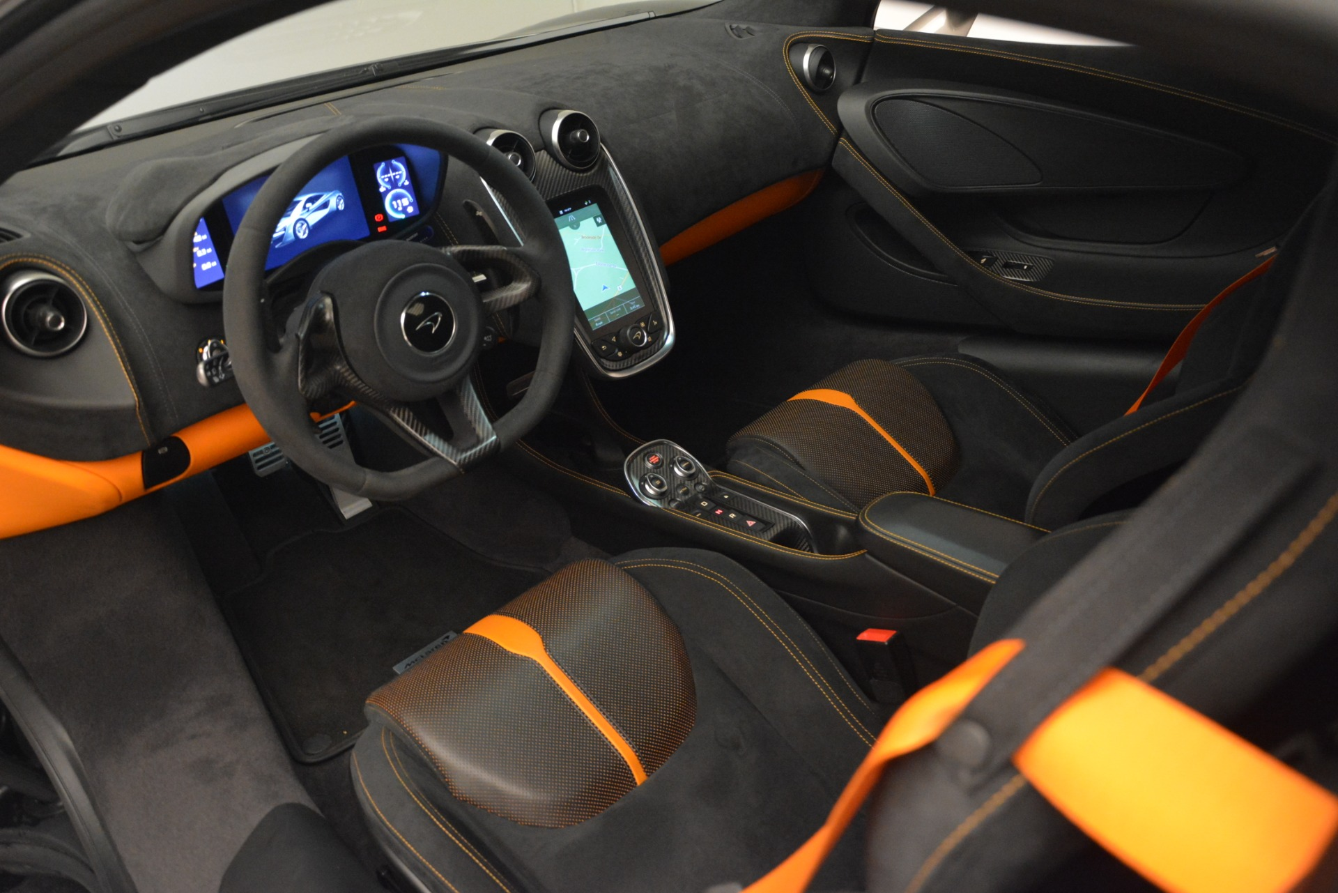 Used 2017 McLaren 570S Coupe For Sale In Greenwich, CT 2842_p15