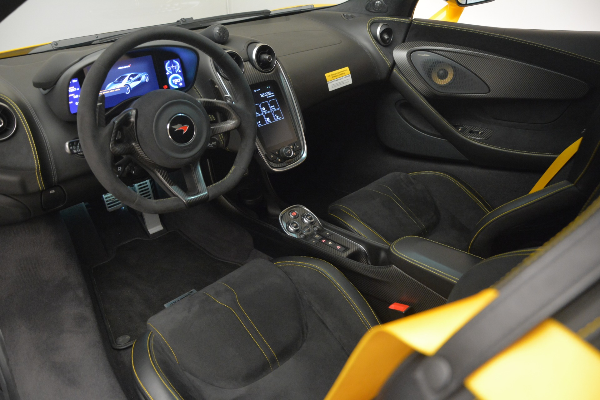 Used 2017 McLaren 570S  For Sale In Greenwich, CT 2843_p17