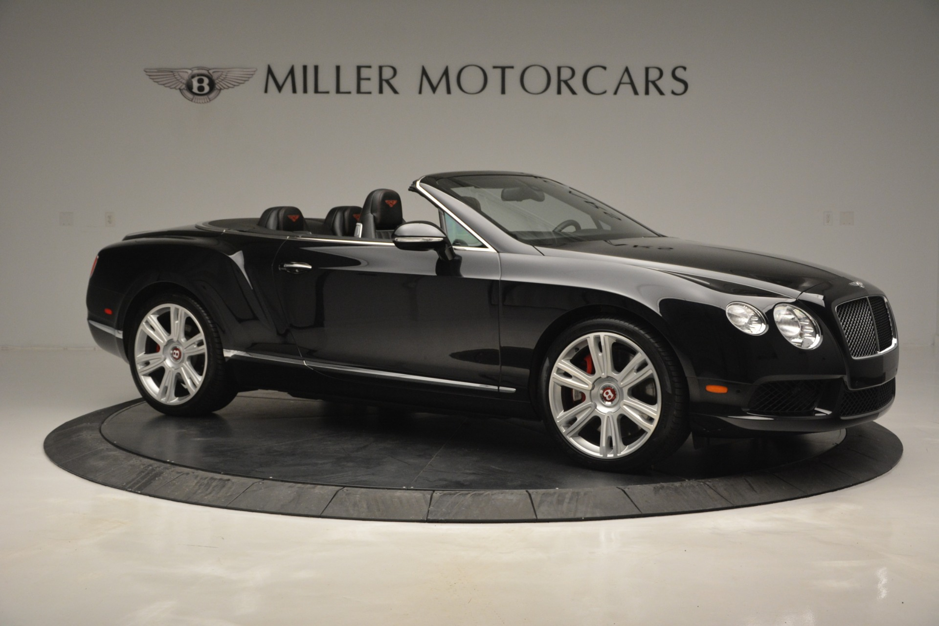 Used 2014 Bentley Continental GT V8 For Sale In Greenwich, CT 2844_p10