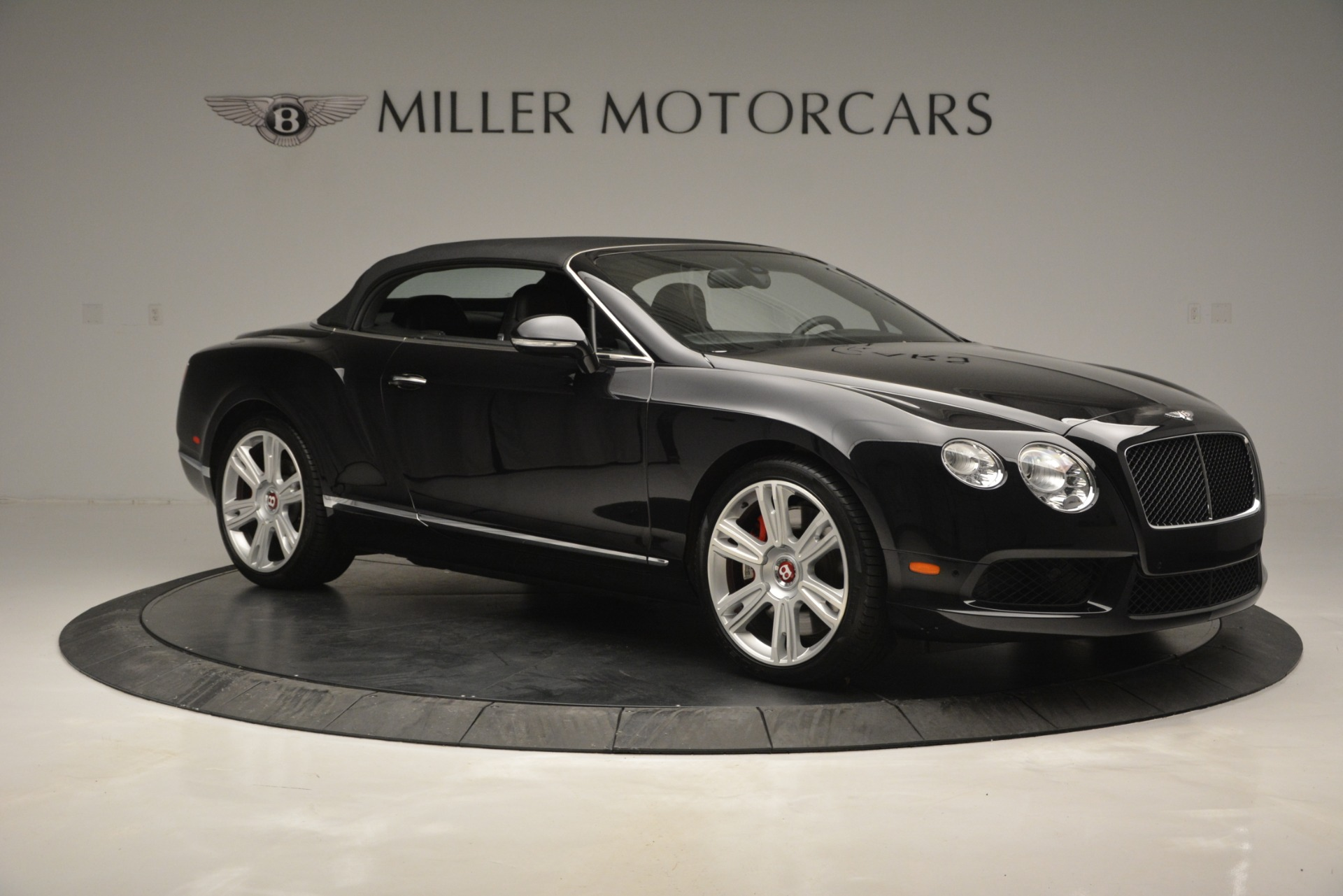 Used 2014 Bentley Continental GT V8 For Sale In Greenwich, CT 2844_p16