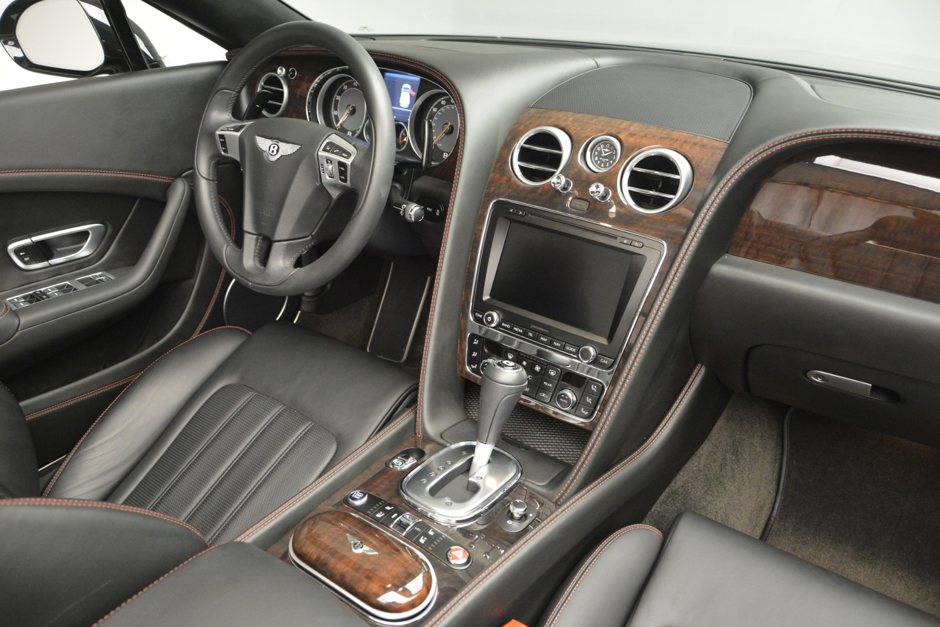 Used 2014 Bentley Continental GT V8 For Sale In Greenwich, CT 2844_p32