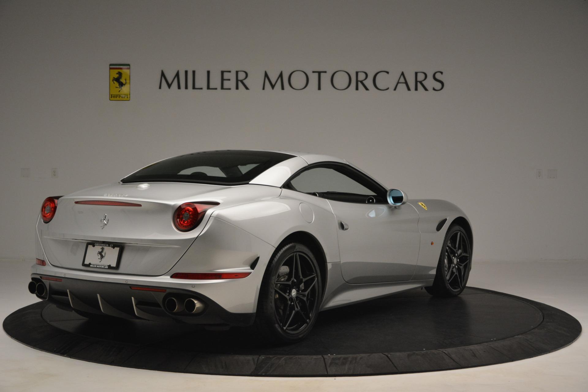Used 2015 Ferrari California T  For Sale In Greenwich, CT 2846_p19