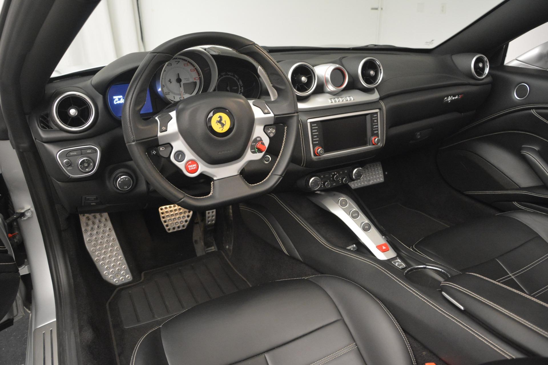 Used 2015 Ferrari California T  For Sale In Greenwich, CT 2846_p25