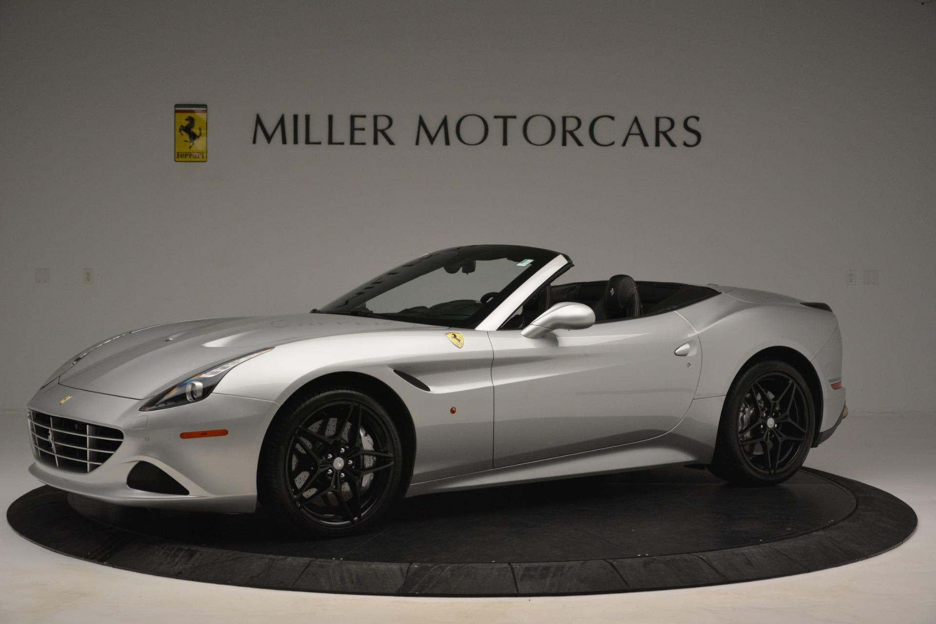 Used 2015 Ferrari California T  For Sale In Greenwich, CT 2846_p2