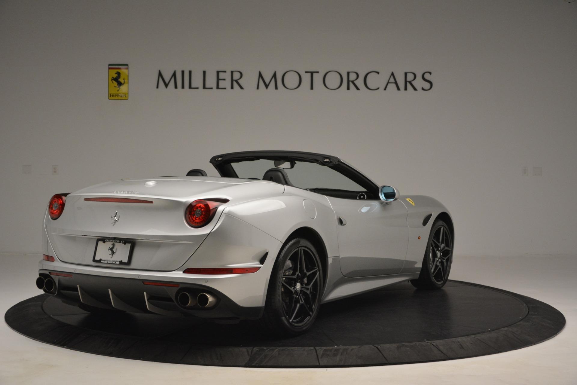 Used 2015 Ferrari California T  For Sale In Greenwich, CT 2846_p7