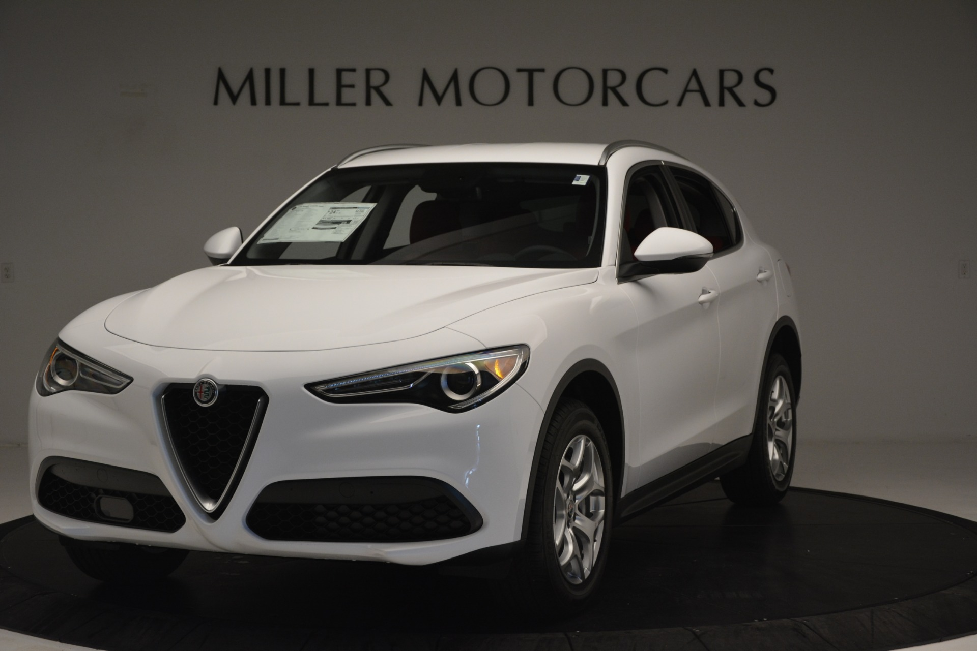 New 2019 Alfa Romeo Stelvio Q4 For Sale In Greenwich, CT 2849_main