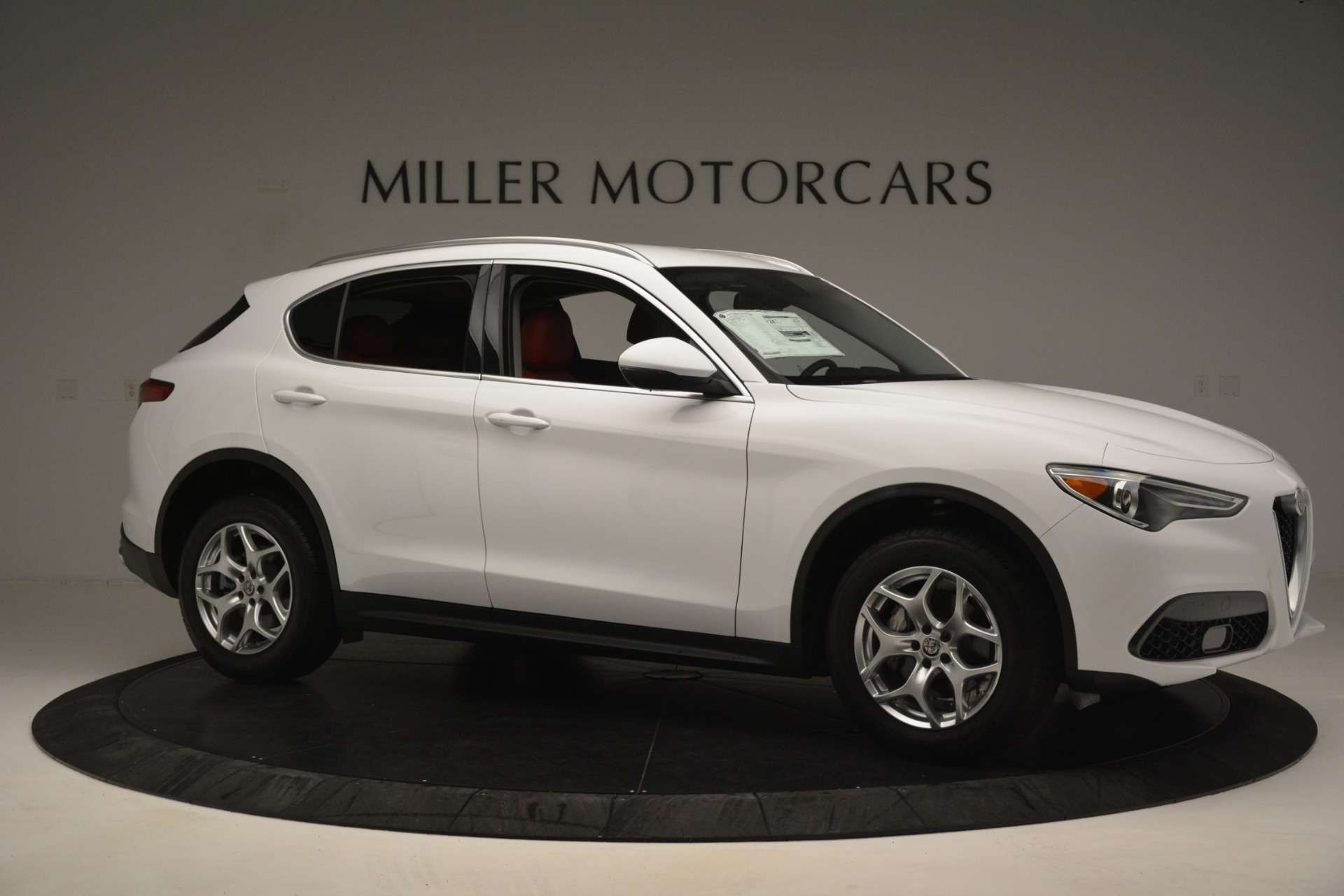New 2019 Alfa Romeo Stelvio Q4 For Sale In Greenwich, CT 2849_p10