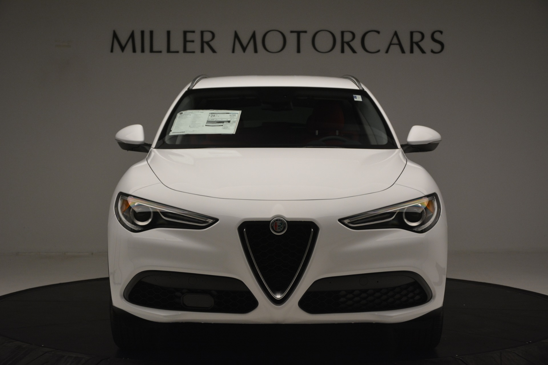 New 2019 Alfa Romeo Stelvio Q4 For Sale In Greenwich, CT 2849_p12