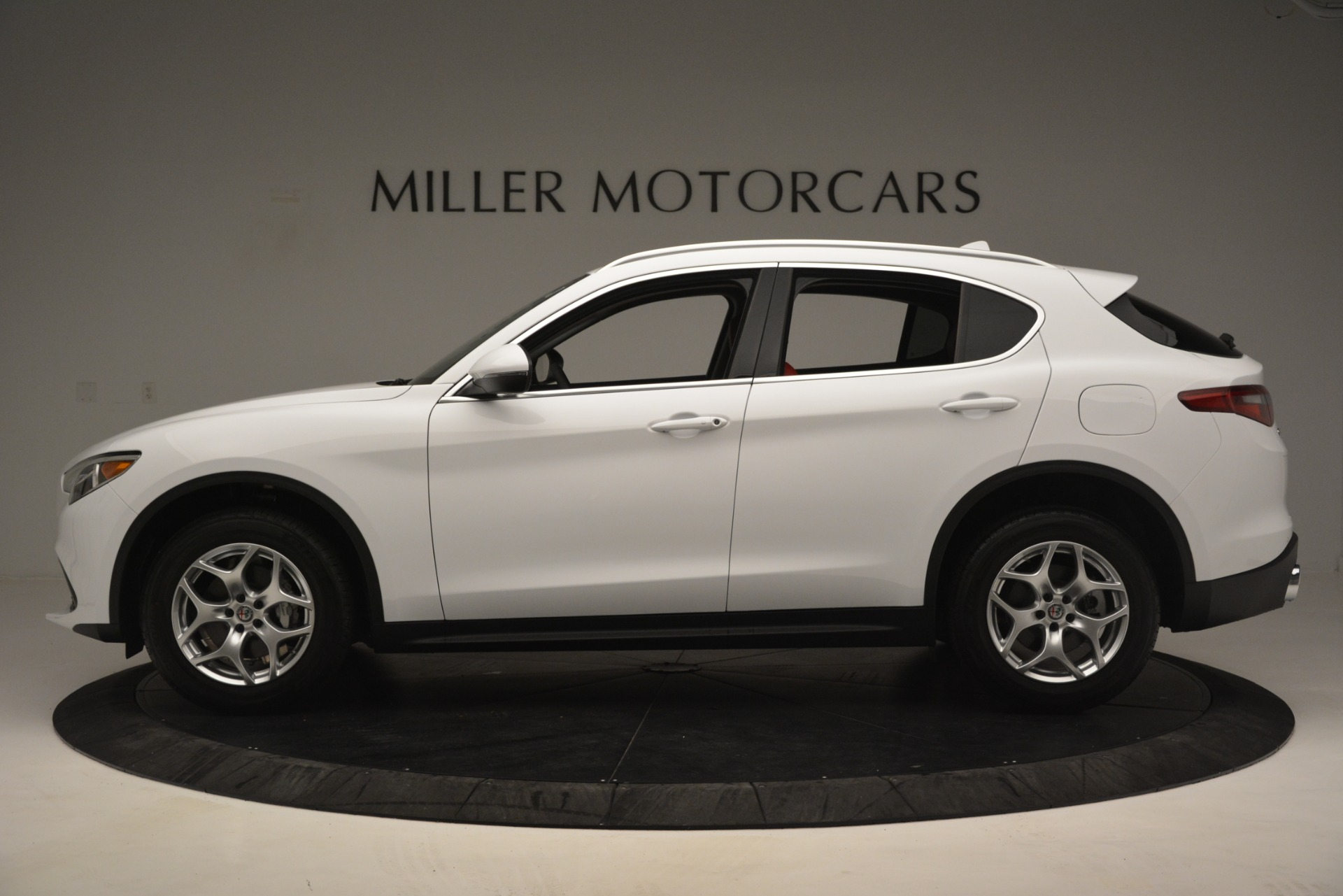 New 2019 Alfa Romeo Stelvio Q4 For Sale In Greenwich, CT 2849_p3