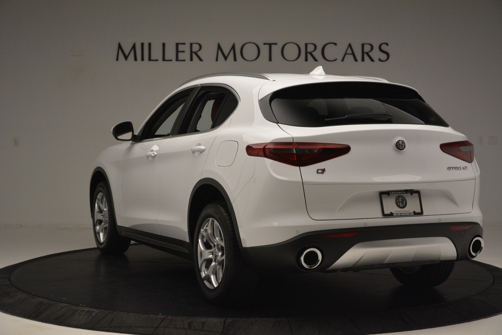 New 2019 Alfa Romeo Stelvio Q4 For Sale In Greenwich, CT 2849_p5