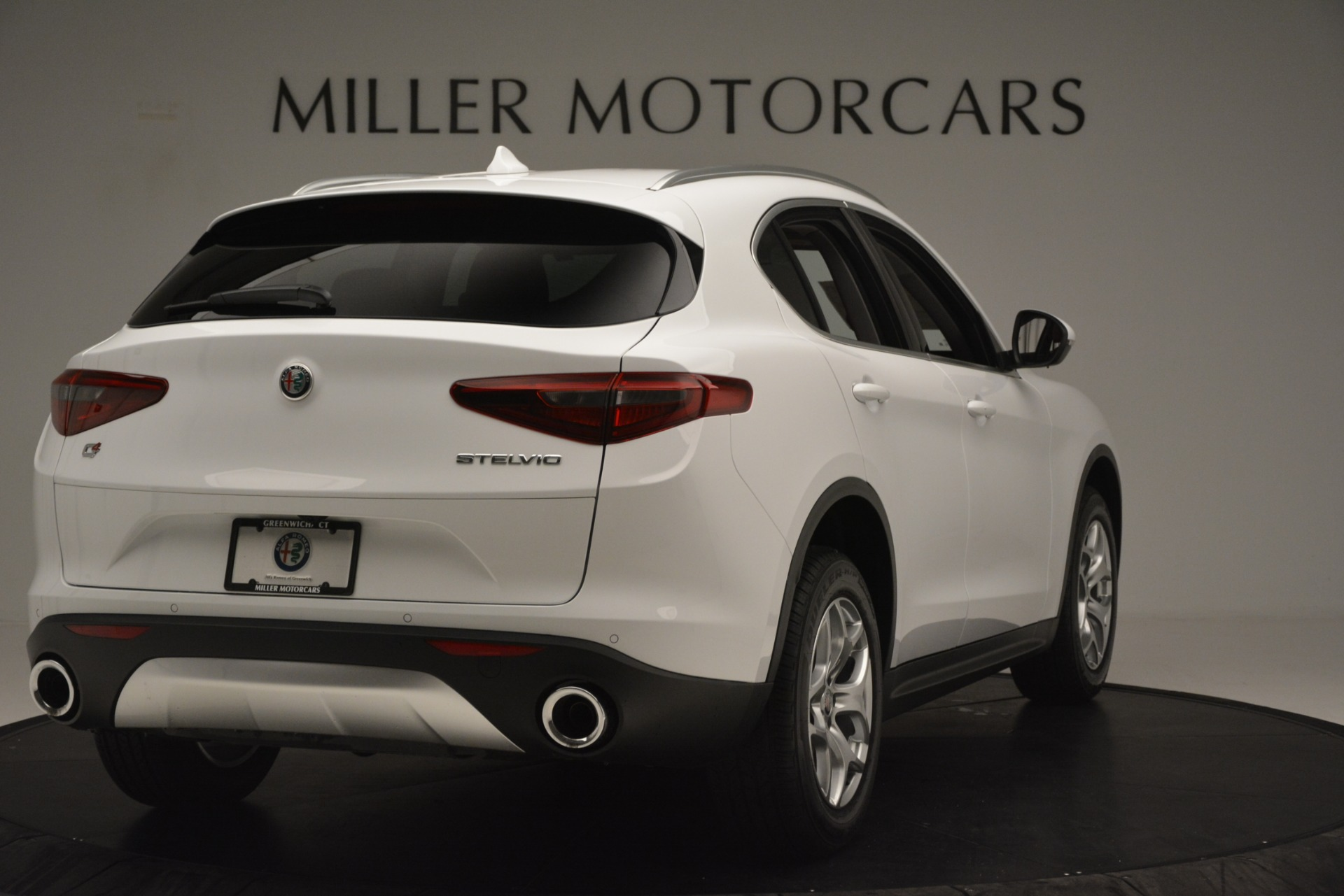 New 2019 Alfa Romeo Stelvio Q4 For Sale In Greenwich, CT 2849_p7