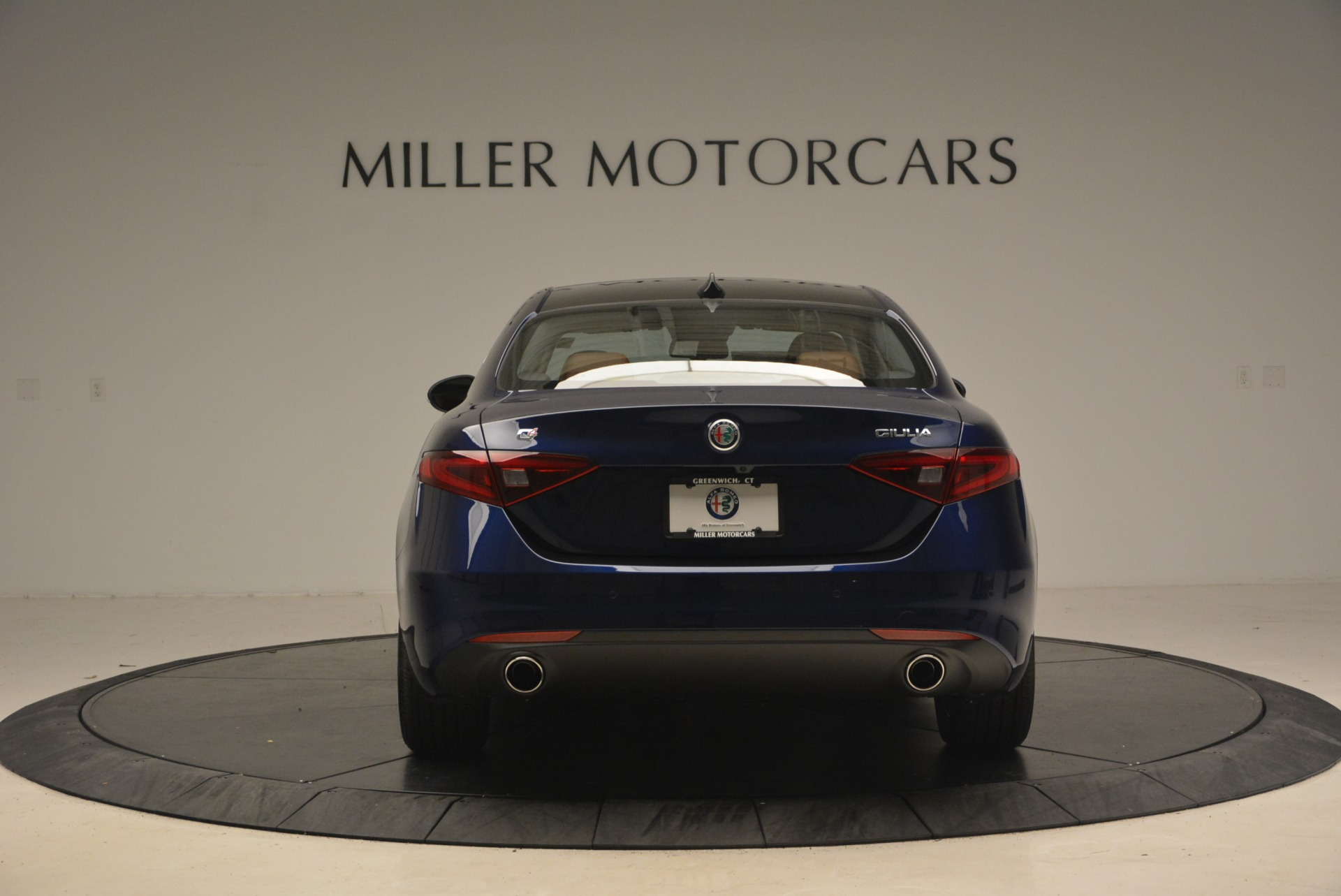 New 2019 Alfa Romeo Giulia Q4 For Sale In Greenwich, CT 2850_p6