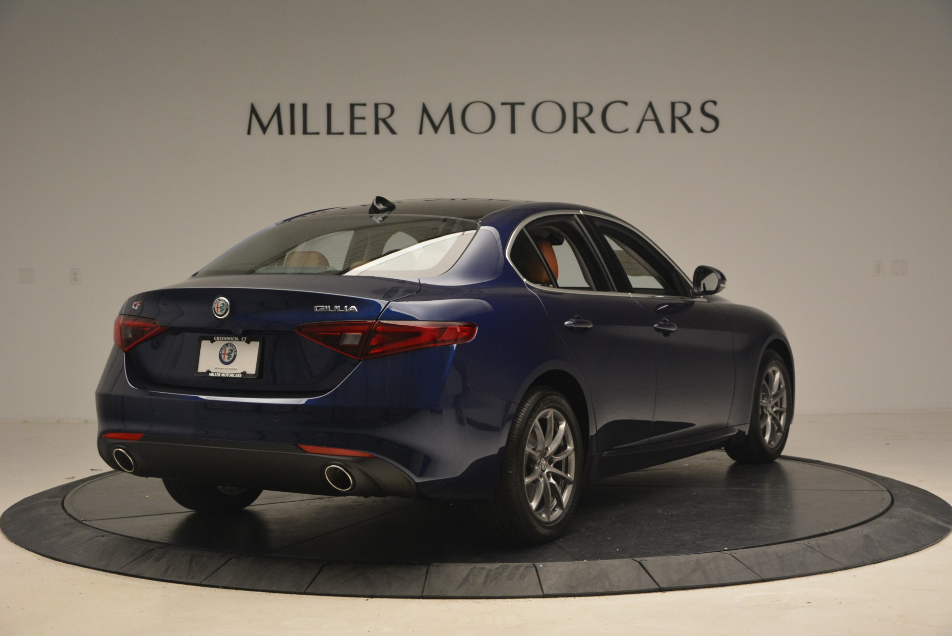New 2019 Alfa Romeo Giulia Q4 For Sale In Greenwich, CT 2850_p7