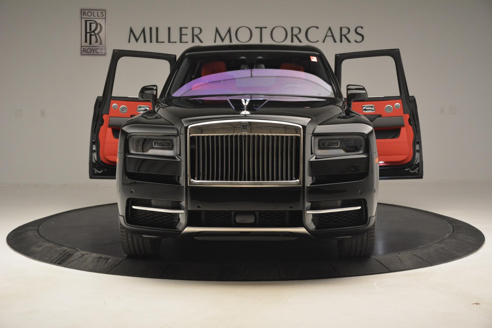 New 2019 Rolls-Royce Cullinan  For Sale In Greenwich, CT 2852_p14