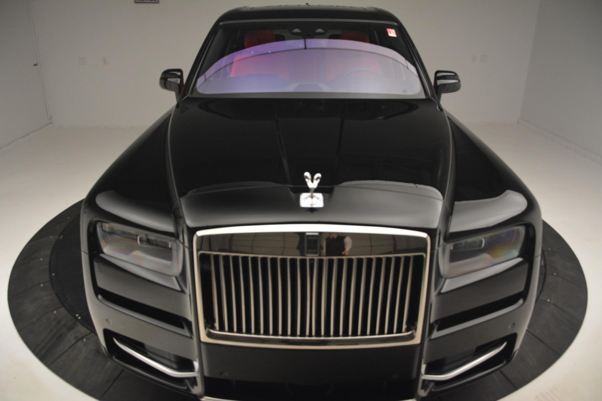 New 2019 Rolls-Royce Cullinan  For Sale In Greenwich, CT 2852_p15