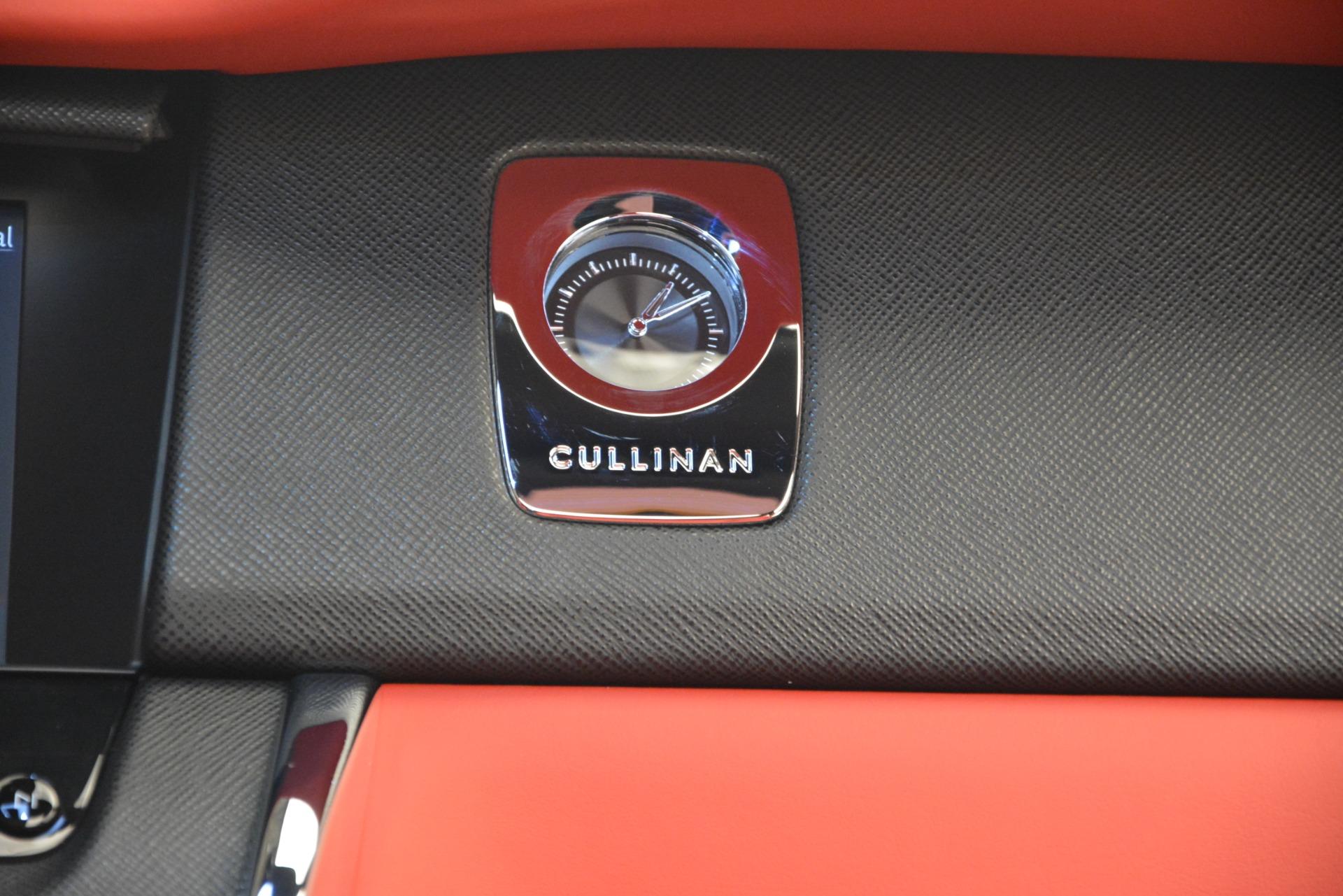 New 2019 Rolls-Royce Cullinan  For Sale In Greenwich, CT 2852_p36