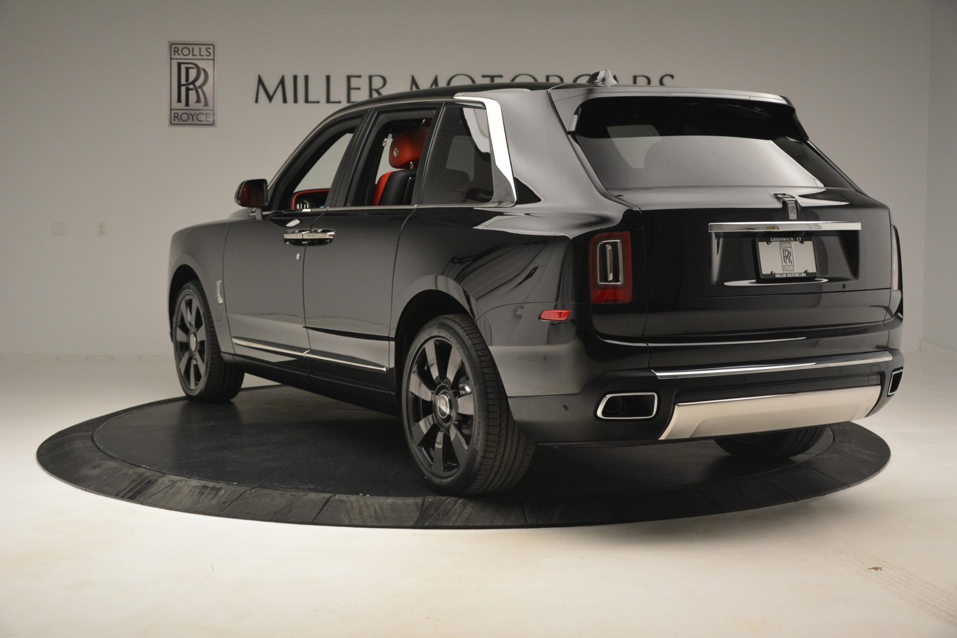 New 2019 Rolls-Royce Cullinan  For Sale In Greenwich, CT 2852_p6