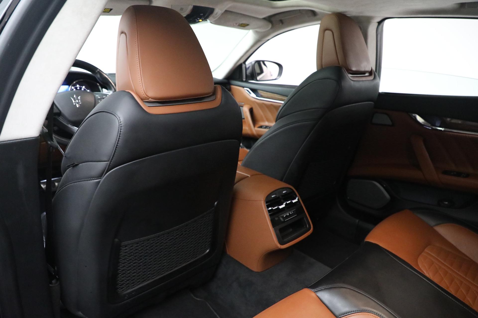 New 2019 Maserati Quattroporte S Q4 GranLusso Edizione Nobile For Sale In Greenwich, CT 2858_p19