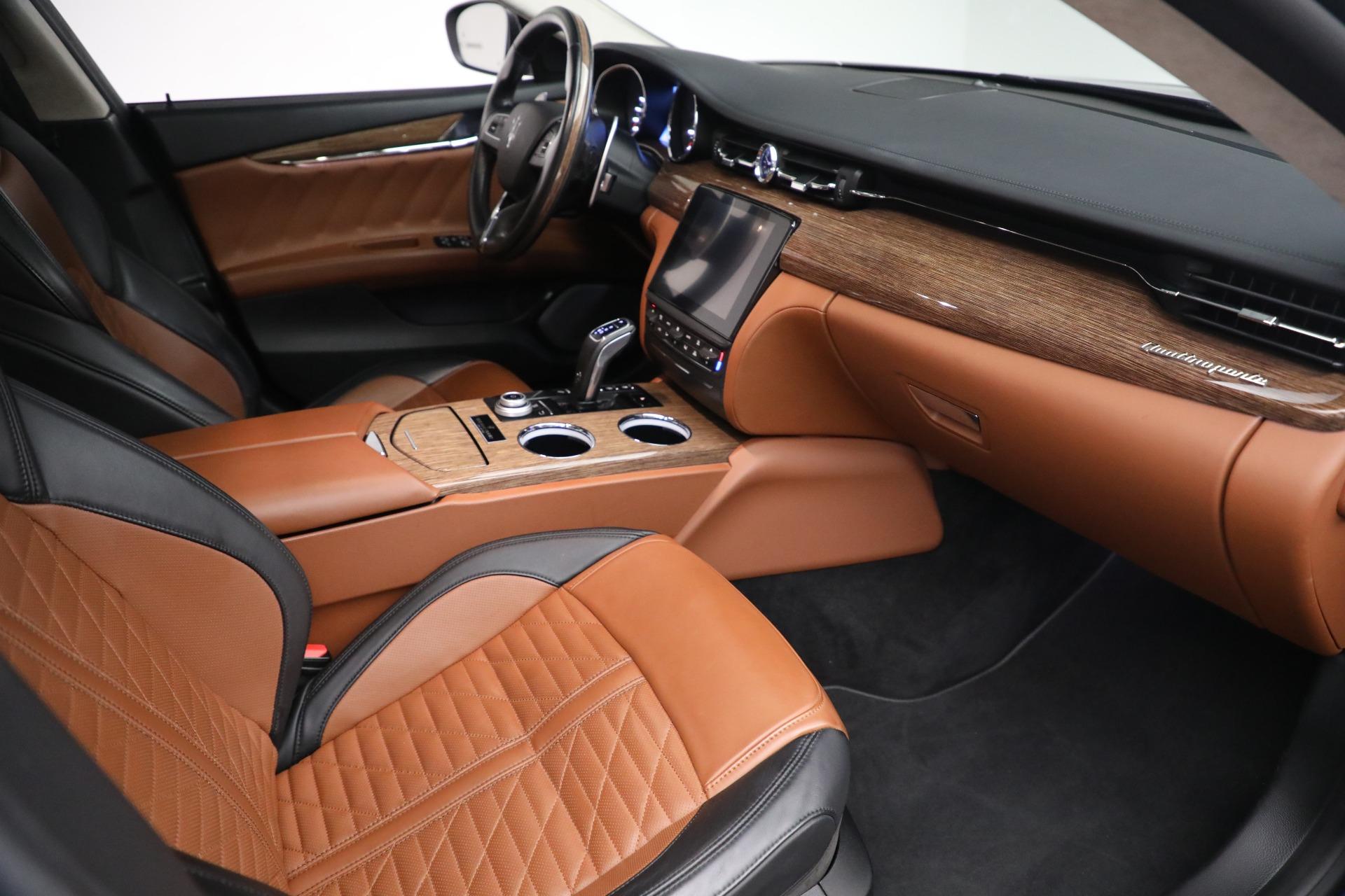 New 2019 Maserati Quattroporte S Q4 GranLusso Edizione Nobile For Sale In Greenwich, CT 2858_p20