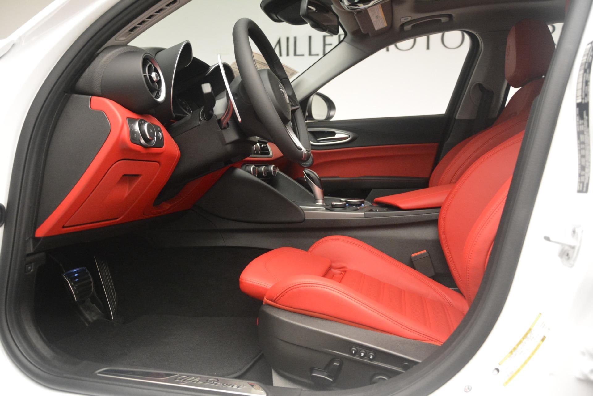 New 2019 Alfa Romeo Giulia Ti Sport Q4 For Sale In Greenwich, CT 2859_p14