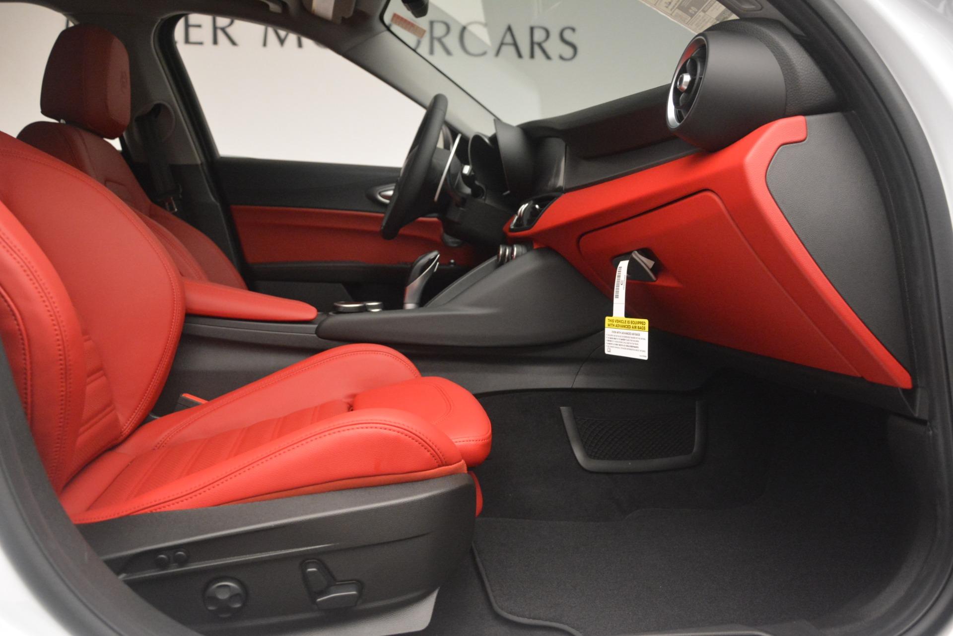 New 2019 Alfa Romeo Giulia Ti Sport Q4 For Sale In Greenwich, CT 2859_p23