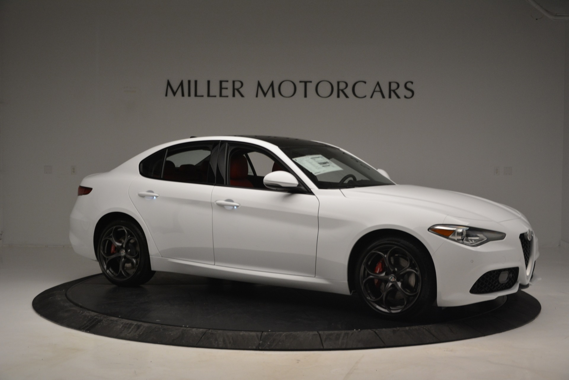 New 2019 Alfa Romeo Giulia Ti Sport Q4 For Sale In Greenwich, CT 2860_p10