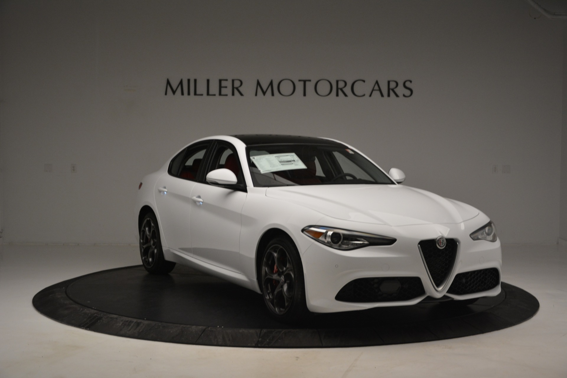 New 2019 Alfa Romeo Giulia Ti Sport Q4 For Sale In Greenwich, CT 2860_p11