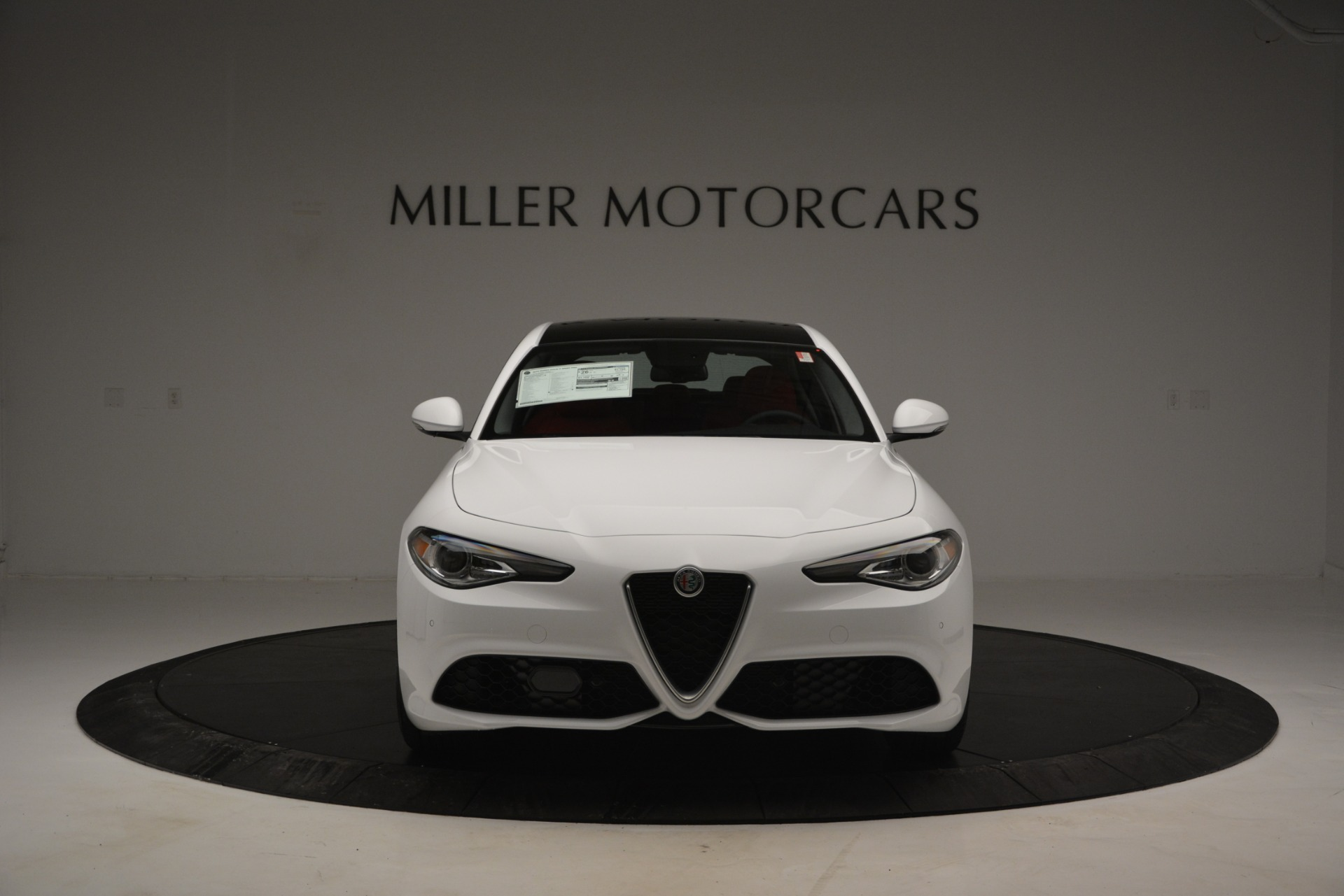 New 2019 Alfa Romeo Giulia Ti Sport Q4 For Sale In Greenwich, CT 2860_p12