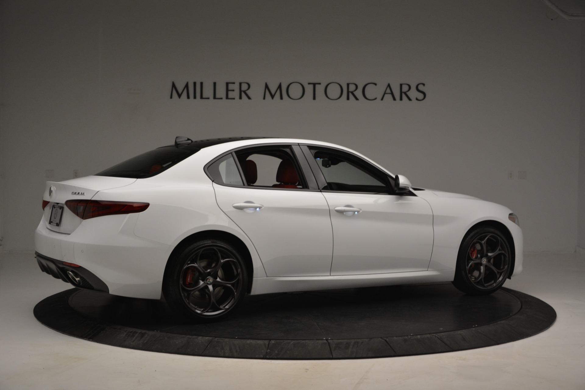 New 2019 Alfa Romeo Giulia Ti Sport Q4 For Sale In Greenwich, CT 2860_p8