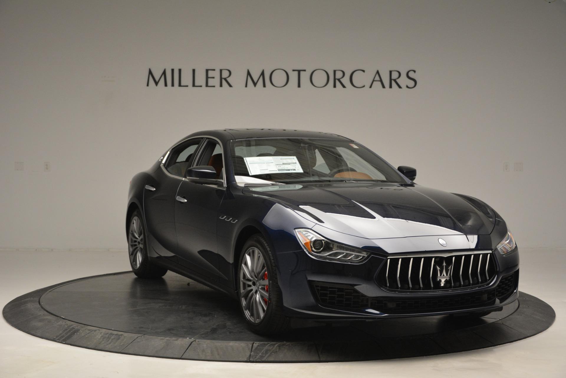 New 2019 Maserati Ghibli S Q4 For Sale In Greenwich, CT 2862_p11