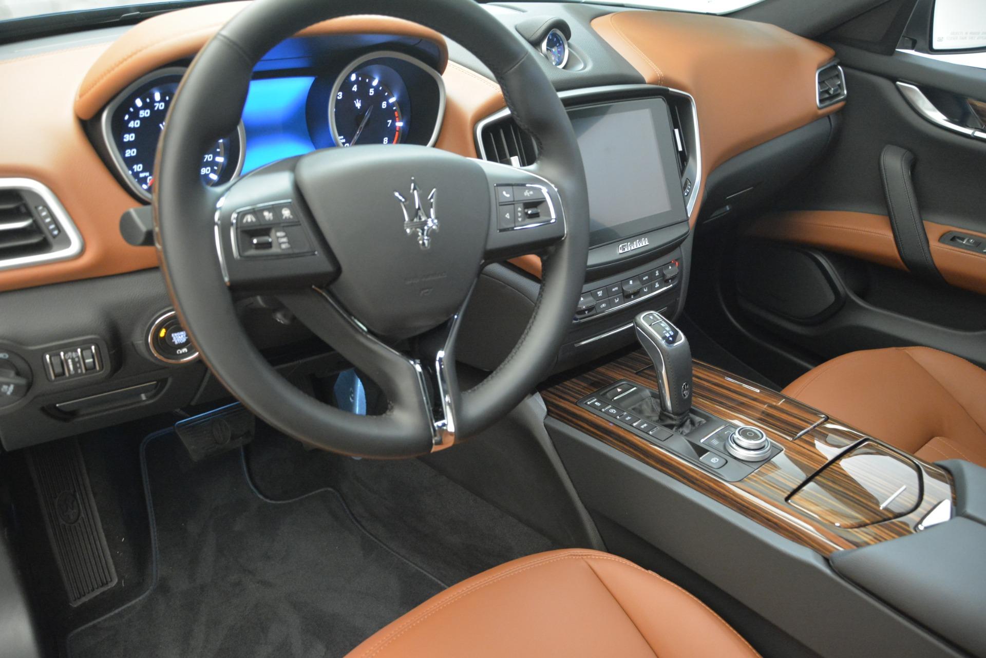 New 2019 Maserati Ghibli S Q4 For Sale In Greenwich, CT 2862_p13