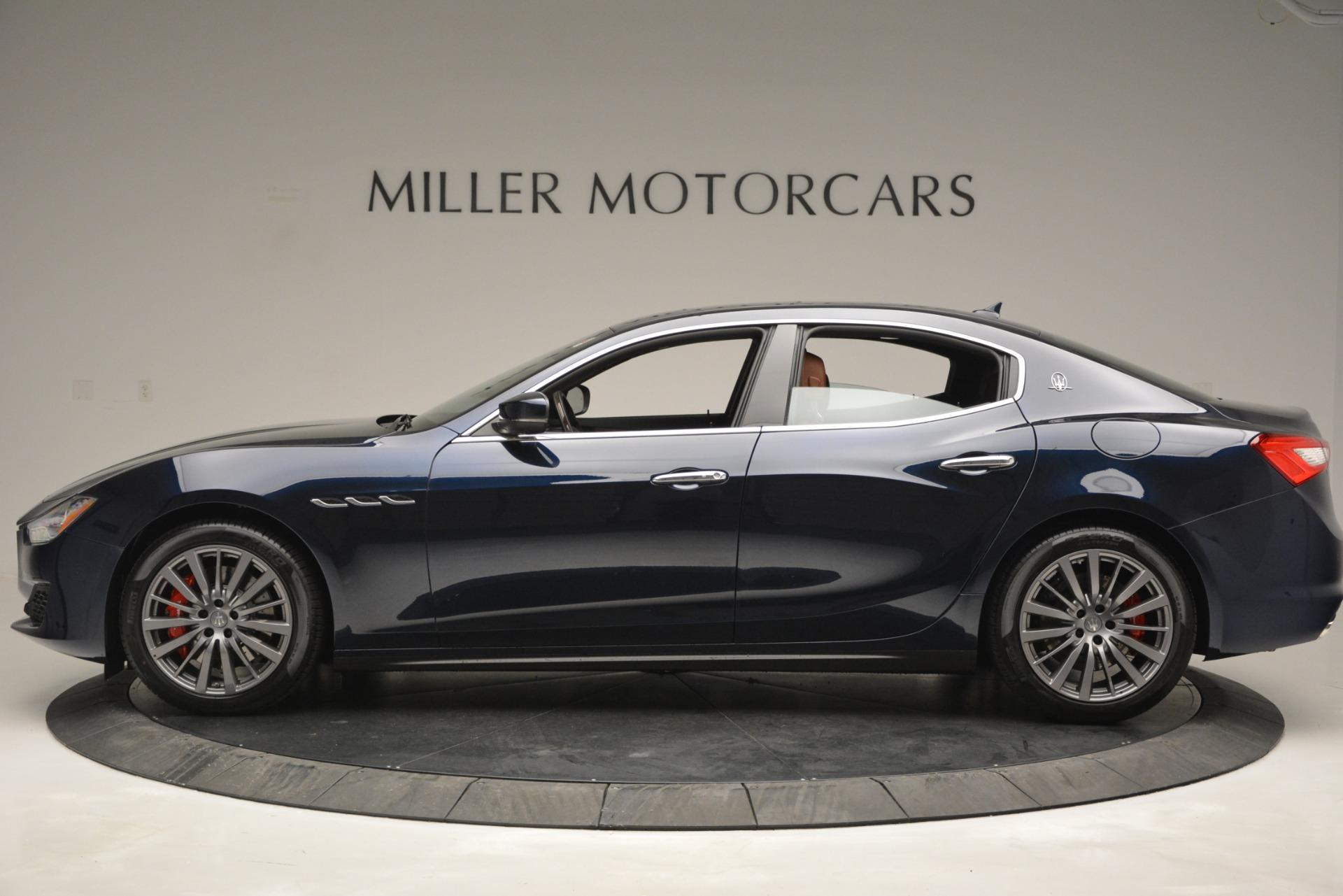 New 2019 Maserati Ghibli S Q4 For Sale In Greenwich, CT 2862_p3