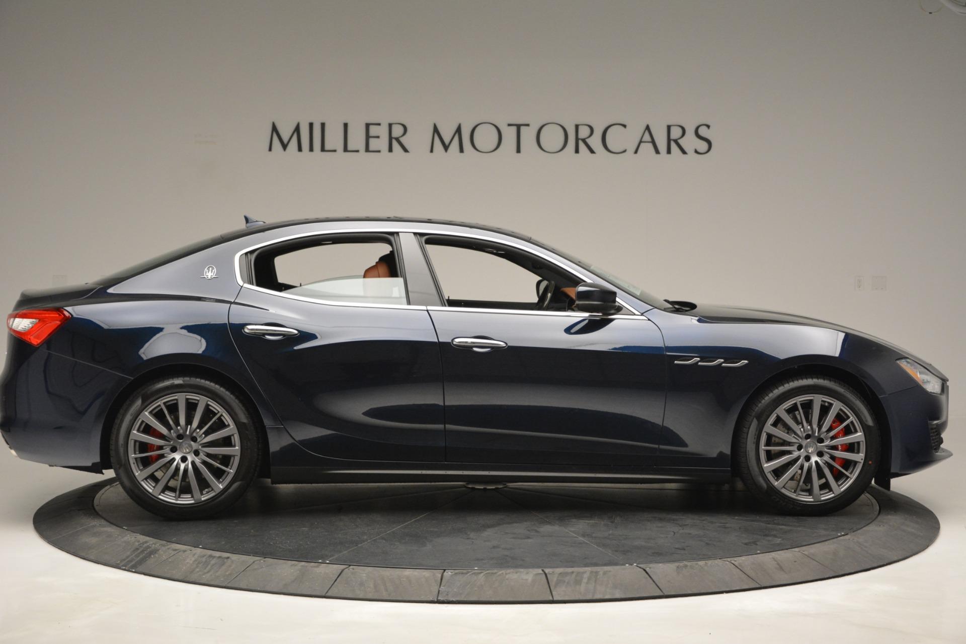 New 2019 Maserati Ghibli S Q4 For Sale In Greenwich, CT 2862_p9
