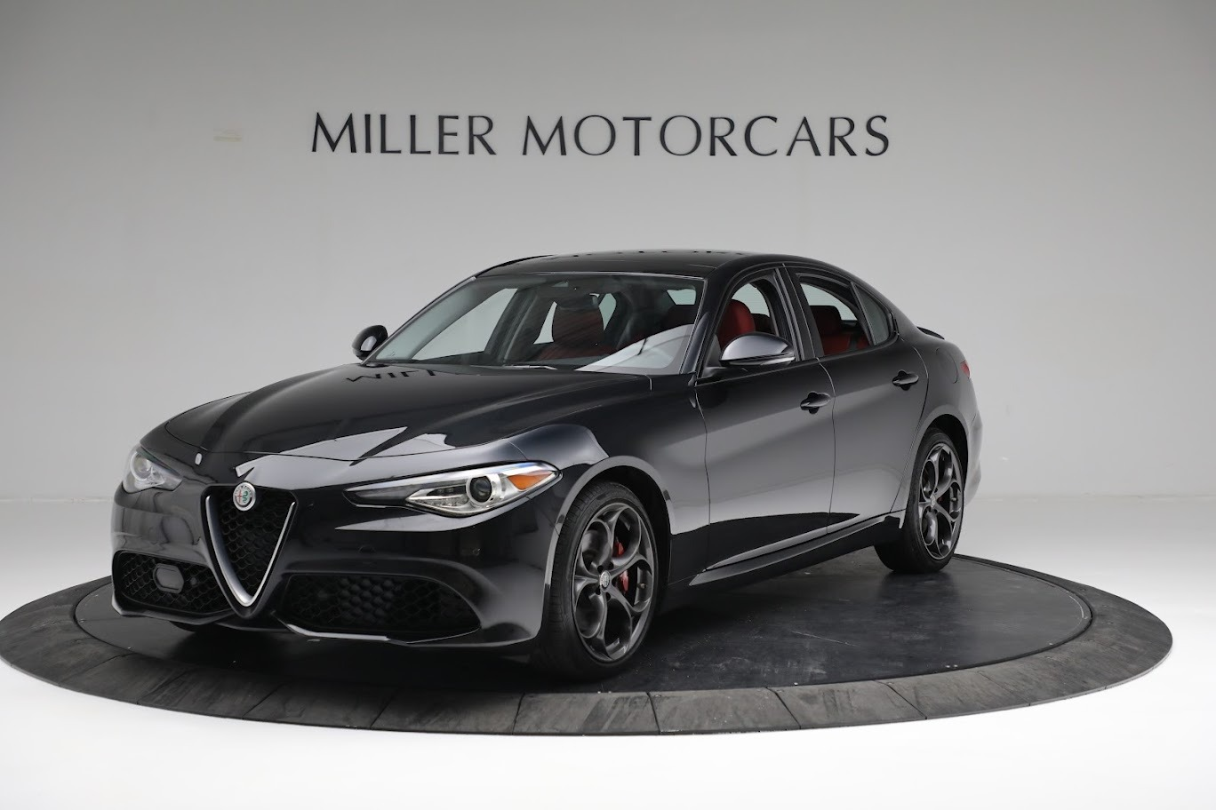 New 2019 Alfa Romeo Giulia Ti Sport Q4 For Sale In Greenwich, CT 2863_main