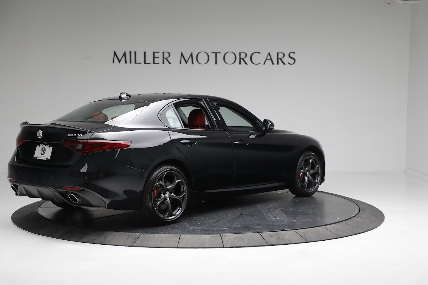 New 2019 Alfa Romeo Giulia Ti Sport Q4 For Sale In Greenwich, CT 2863_p10