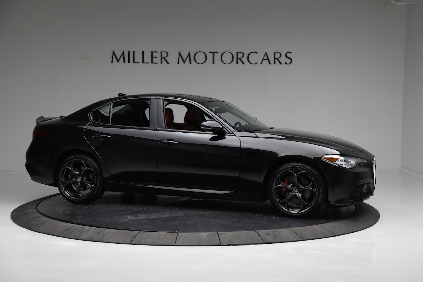 New 2019 Alfa Romeo Giulia Ti Sport Q4 For Sale In Greenwich, CT 2863_p12