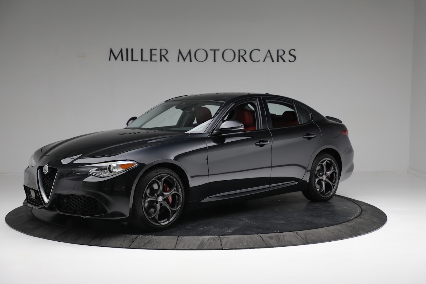 New 2019 Alfa Romeo Giulia Ti Sport Q4 For Sale In Greenwich, CT 2863_p2