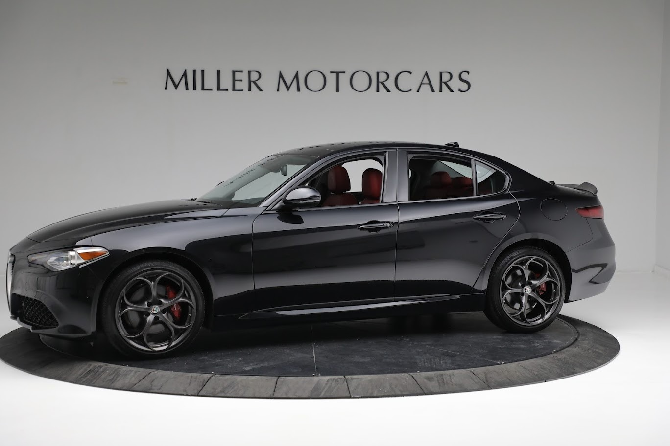 New 2019 Alfa Romeo Giulia Ti Sport Q4 For Sale In Greenwich, CT 2863_p3