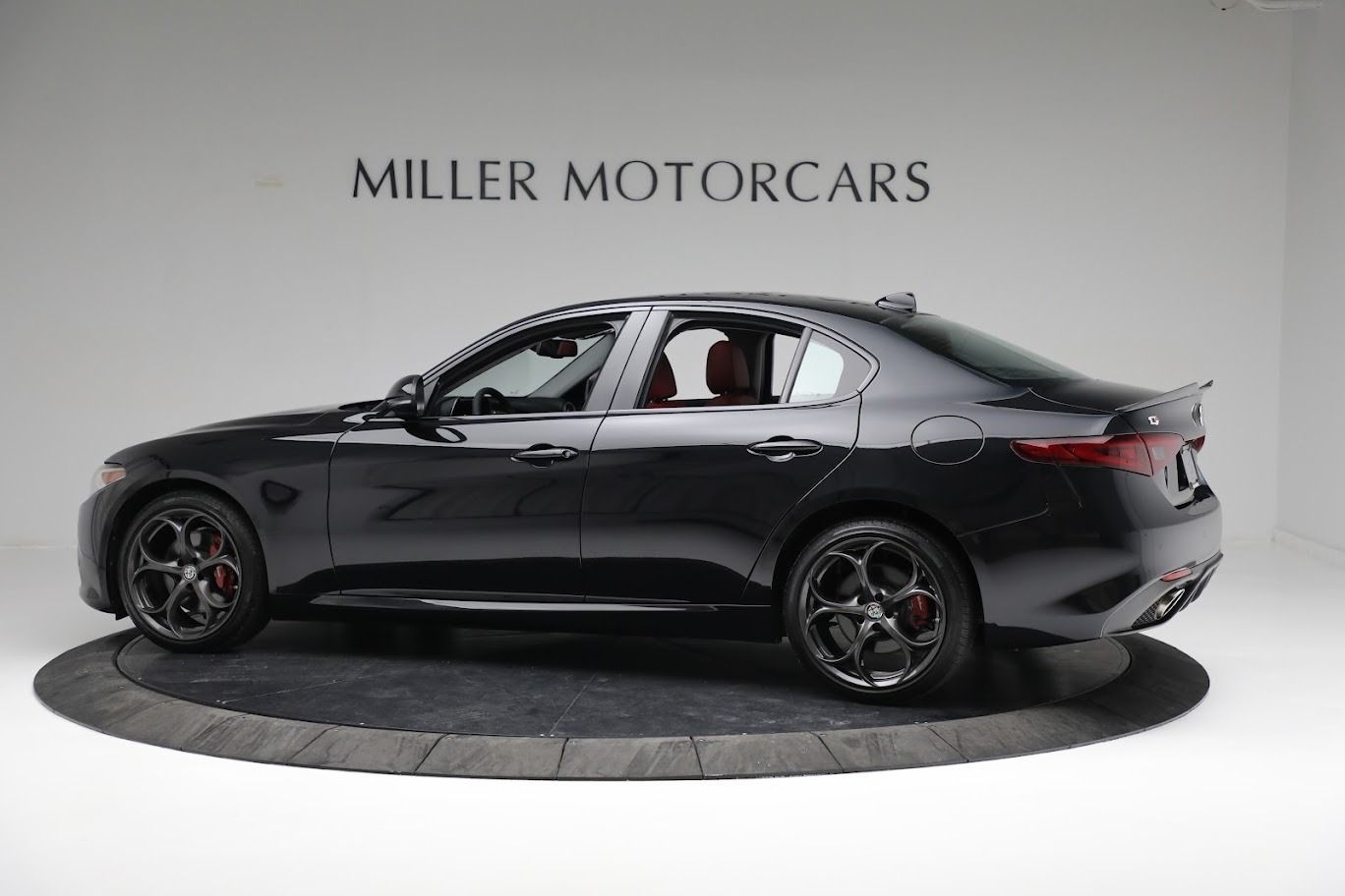New 2019 Alfa Romeo Giulia Ti Sport Q4 For Sale In Greenwich, CT 2863_p5