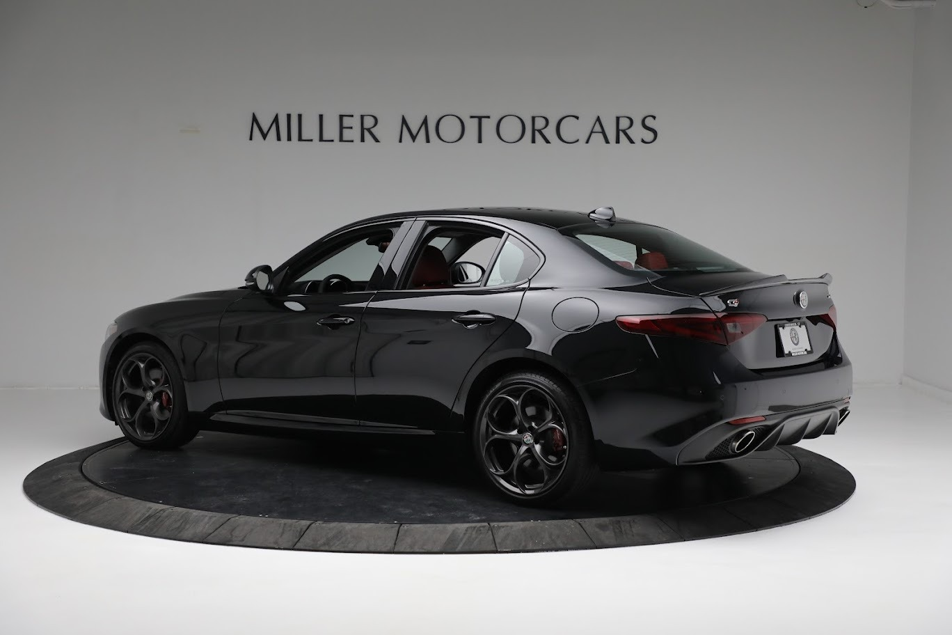 New 2019 Alfa Romeo Giulia Ti Sport Q4 For Sale In Greenwich, CT 2863_p6