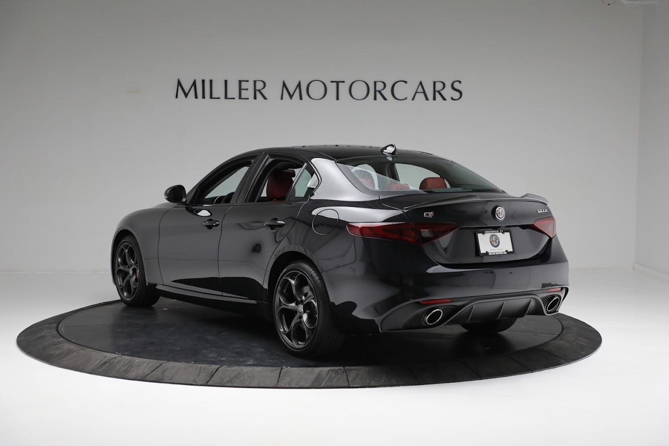 New 2019 Alfa Romeo Giulia Ti Sport Q4 For Sale In Greenwich, CT 2863_p7