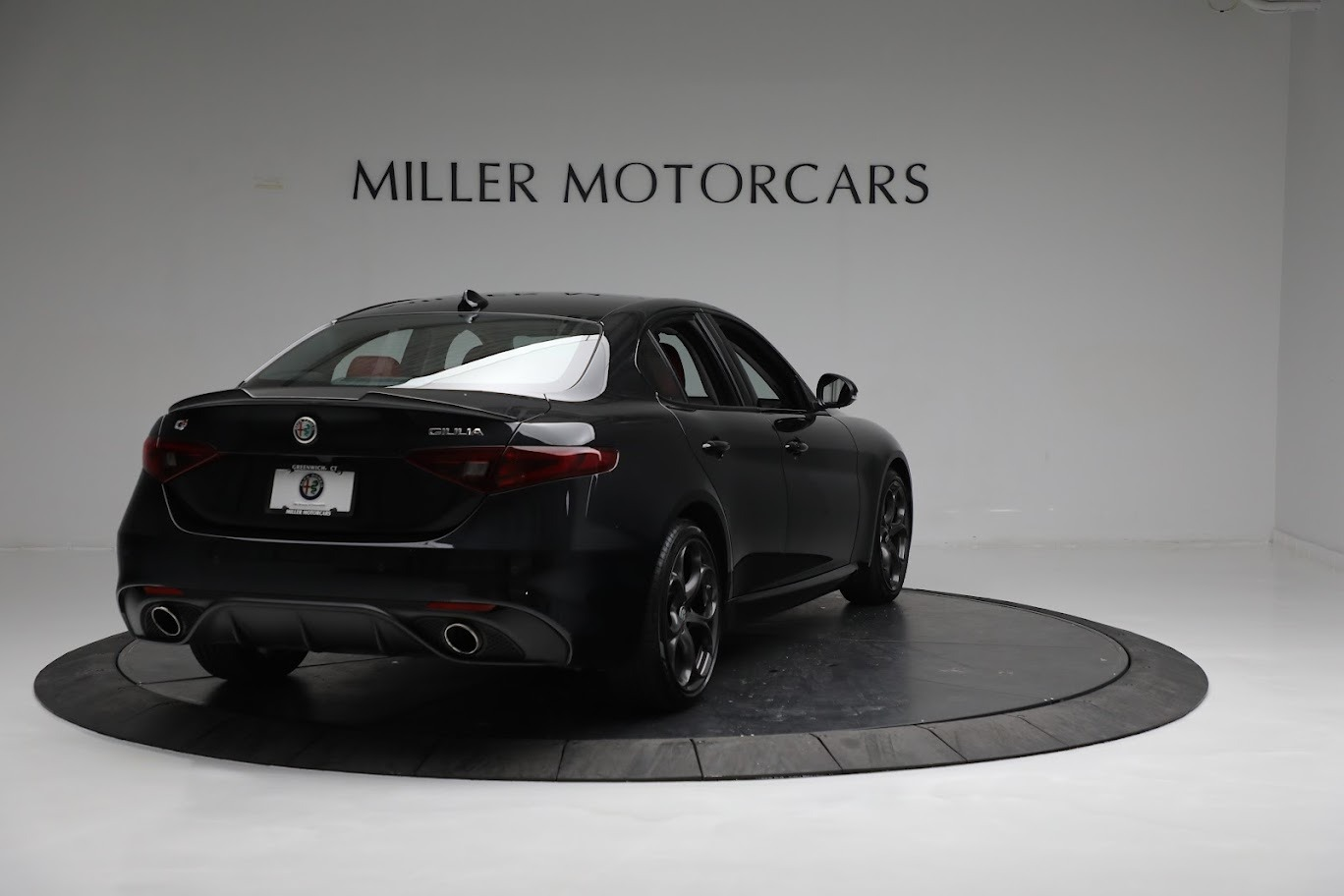 New 2019 Alfa Romeo Giulia Ti Sport Q4 For Sale In Greenwich, CT 2863_p9