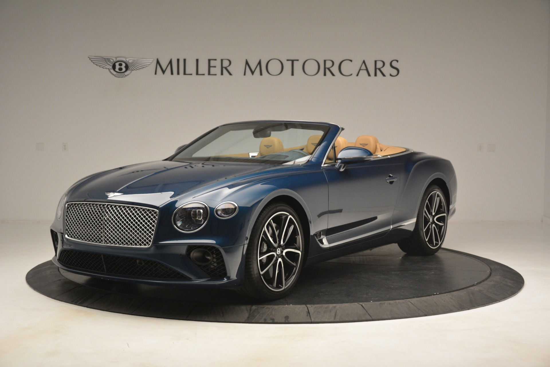 New 2020 Bentley Continental GTC  For Sale In Greenwich, CT 2865_main