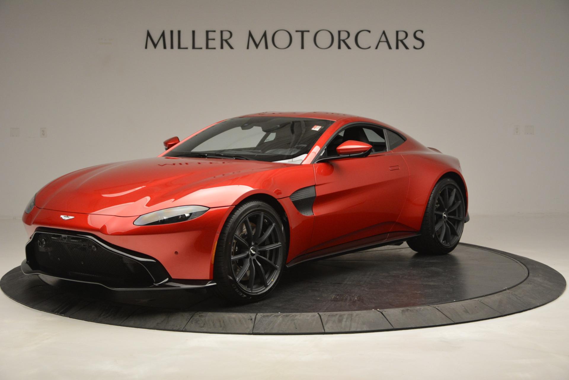 New 2019 Aston Martin Vantage  For Sale In Greenwich, CT 2866_p2