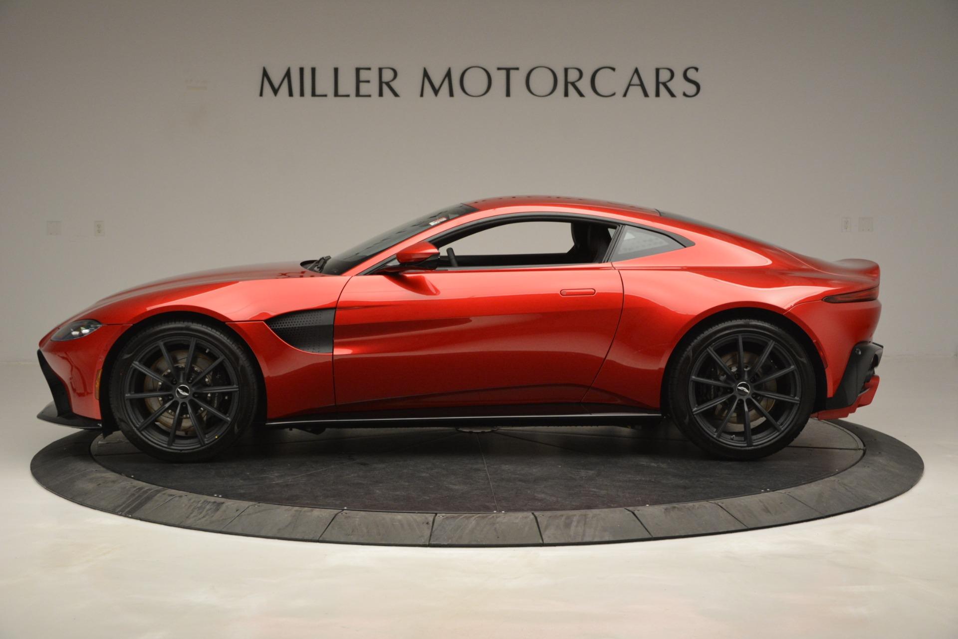 New 2019 Aston Martin Vantage  For Sale In Greenwich, CT 2866_p3