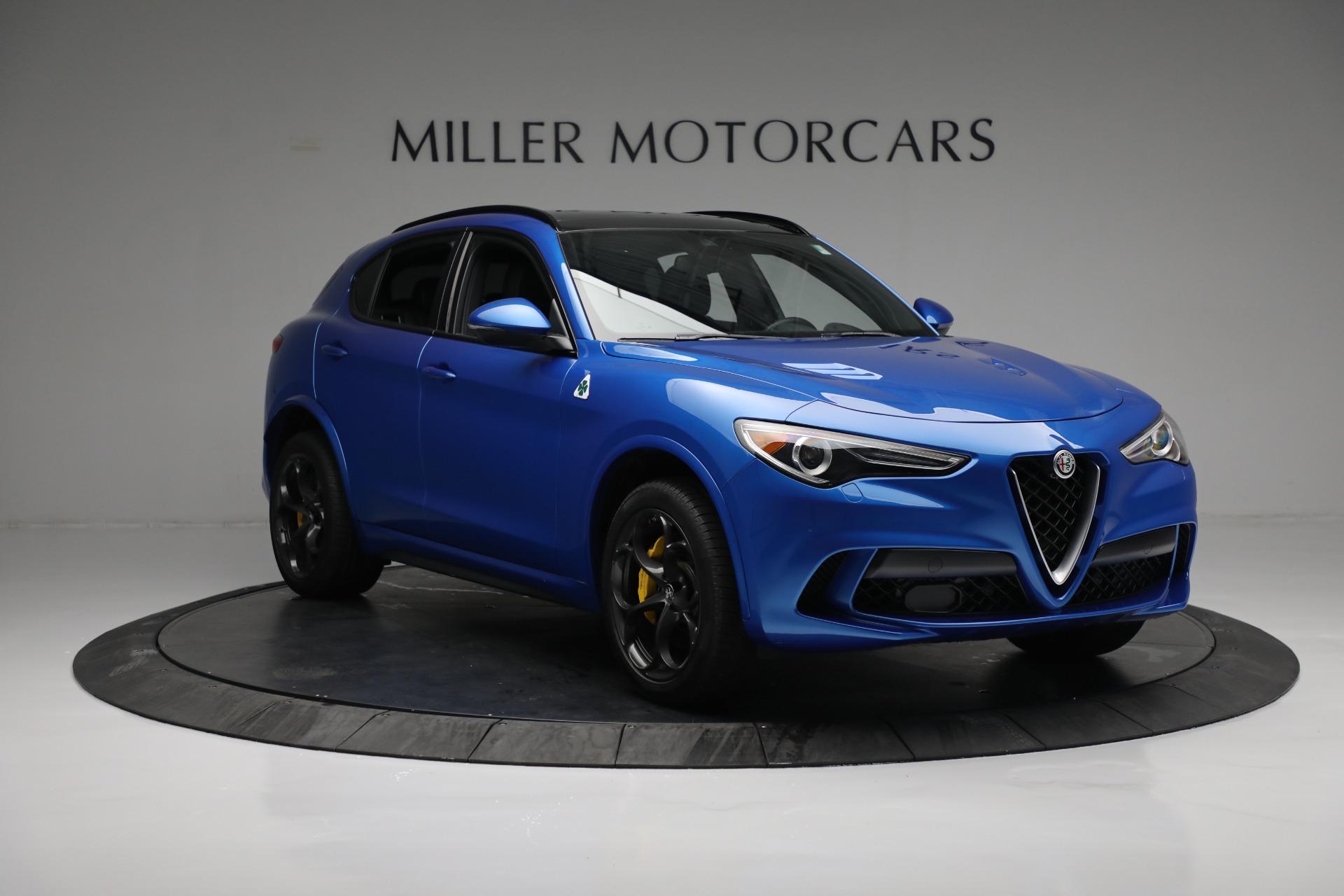 New 2019 Alfa Romeo Stelvio Quadrifoglio For Sale In Greenwich, CT 2867_p11